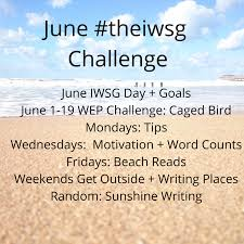 Insecure Writer's Support Group: The Insecure Writer's Support Group Post  Day - #IWSGPit, Anthology Contest, WEP, Instagram