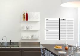 Dry Erase Wall Decal To Do List Etsy