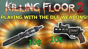 killing floor 2 are the 2 new dlc