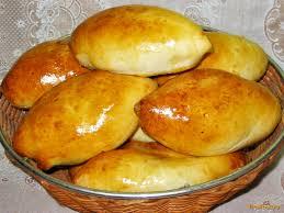Сдобные пирожки с капустой рецепт с фото