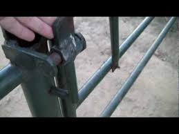 2 Way Gate Locking Latch From Ramm Youtube