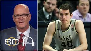 Jay Bilas' son, Anthony, hits his first-ever 3-pointer to highlight Bad  Beats | SC with SVP - YouTube