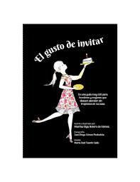 El Gusto De Invitar By Asociacion Cultural Femenina Issuu