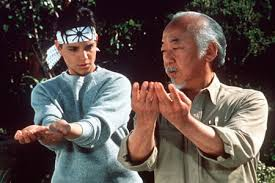 The Karate Kid Or A Path Of The Initiate Fresh From The Quarry