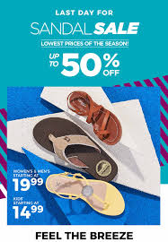 Rack Room Shoes Last Day Sandal Sale Up To 50 Off Milled