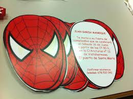 Invitaciones De Cumpleanos De Spiderman Para Descargar Gratis 13