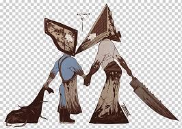 Pyramid Head The Evil Within Silent Hill Freddy Krueger Konami Silent Hill Head Fictional Character Cartoon Png Klipartz