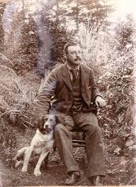 John Reynolds and dog at Katikati (1899) - Katikati History - Tauranga  Memories