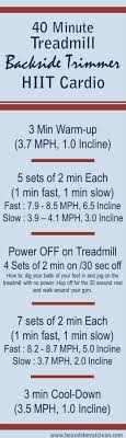 15 treadmill workouts