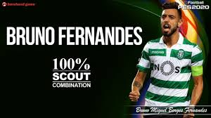 Bruno Fernandes - 100% Scout Combination PES 2020 - YouTube