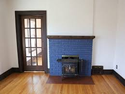 painting wood trim white to complete a