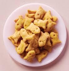 recipe homemade goldfish ers