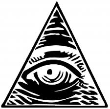 All Seeing Eye Illuminati Car Or Truck Window Decal Sticker Rad Dezigns