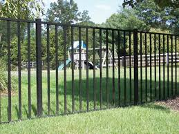 Ez Fence Asbury 3 X 6 Aluminum Fence Panel At Menards