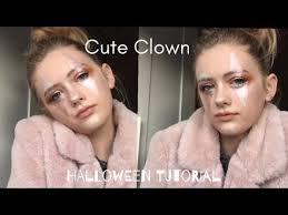makeup pretty clown beauty