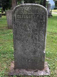 Elizabeth Cornelia Smith Earing (1826-1869) - Find A Grave Memorial