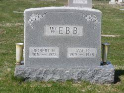 Ava Merle Croucher Webb (1919-1986) - Find A Grave Memorial