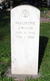 Maurine Myrtle Roberts Swain (1914-1982) - Find A Grave Memorial