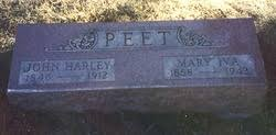 "Mary Iva ""Ivey"" Owens Peet (1858-1943) - Find A Grave Memorial"