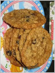 thin chewy oatmeal cookies cookie madness