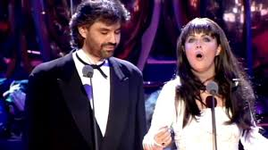 Andrea Bocelli & Sarah Brightman - Time To Say Goodbye (HD) (LIVE ...