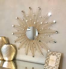 30 glamorous sunburst starburst mirror
