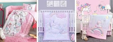 unicorn baby bedding sets