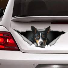 Rat Terrier Car Sticker Rat Terrier Decal Dog Sticker Etsy