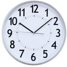 silver wall clock brandbooks info