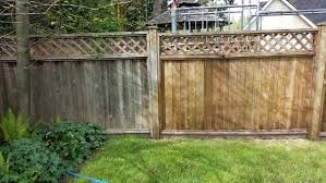 Fence Power Washing Is Power Washing Safe For Your Fence