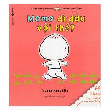 Ehon - Momo Đi Đâu Vội Thế Ebook PDF/EPUB/PRC/MOBI