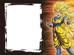 Tarjetas De Invitacion A Cumpleanos De Dragon Ball Z Para Ver
