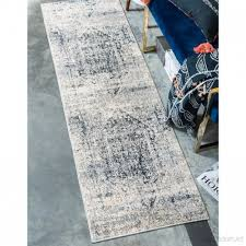 modern navy blue area rug لم يسبق له