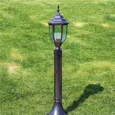led garden pole lights rs 4000 piece