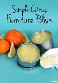 simple citrus furniture polish soap queen