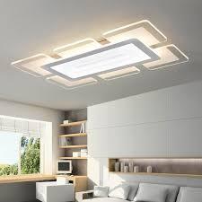 modern led acrylic ceiling lights