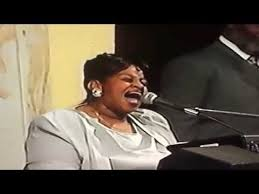 Twinkie Clark Singing At West Angeles COGIC - YouTube