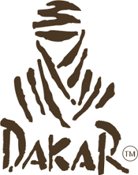 dakar rally logo vector eps free