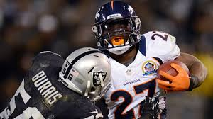 Knowshon Moreno finally getting a chance to carry the load for Broncos -  Baltimore Sun