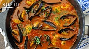 One-Pot Spicy Spanish Seafood Stew ...