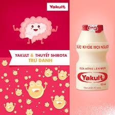 Sữa chua uống Yakult có tốt không, giá bao nhiêu, nên uống lúc nào ...