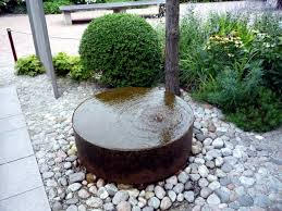 rainwater harvesting in the garden