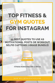gym quotes for instagram funny fitness captions motivation