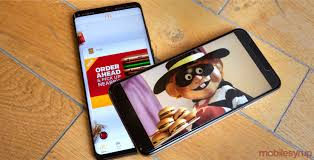 coffee with mcdonald s mobile app
