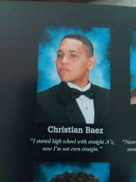times students had the best yearbook quotes bored panda