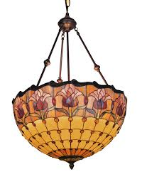 g g brothers art deco style stained