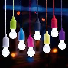 Bóng đèn LED dây chạy bằng pin dùng cho các hoạt động ngoài trời
