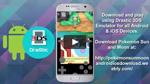 Download Pokemon Sun And Moon For Android Drastic