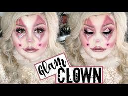 pink clown makeup beauty makeup