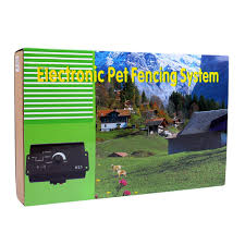 Electronic Dog Fence Containment System